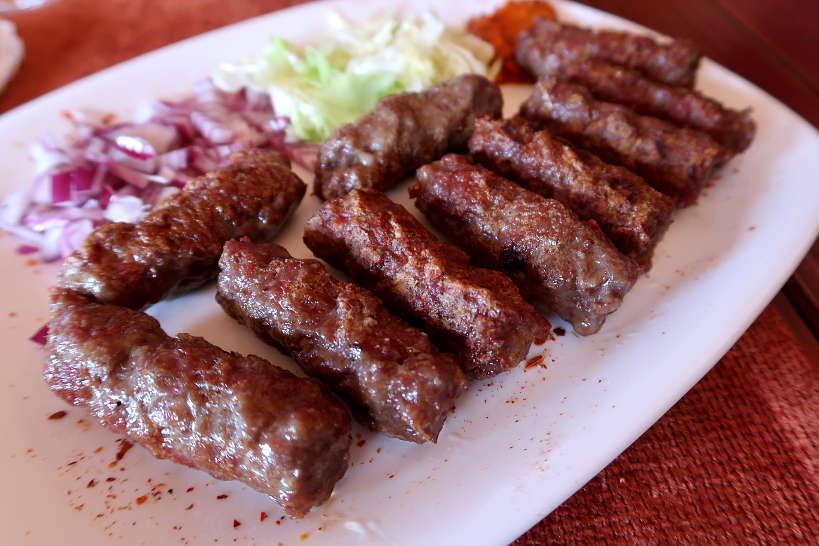 Cevapi Montenegrin Food by Authentic Food Quest