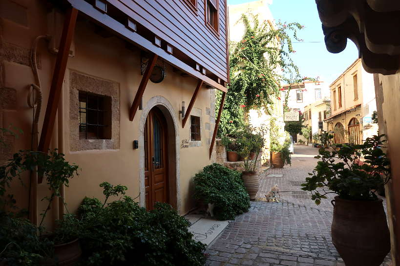 Chania Old Town by Authentic Food Quest