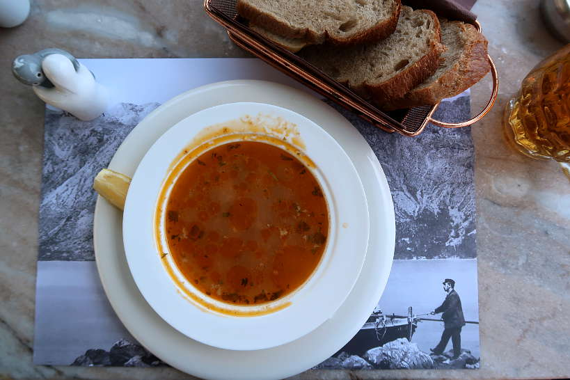 Fish Soup Kotor Montenegro by Authentic Food Quest
