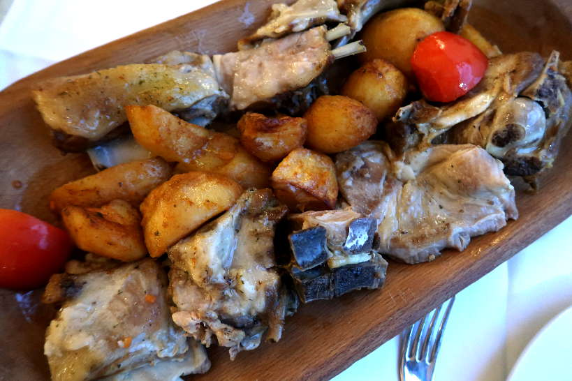 Lamb Under The Bell Montenegro Food by Authentic Food Quest