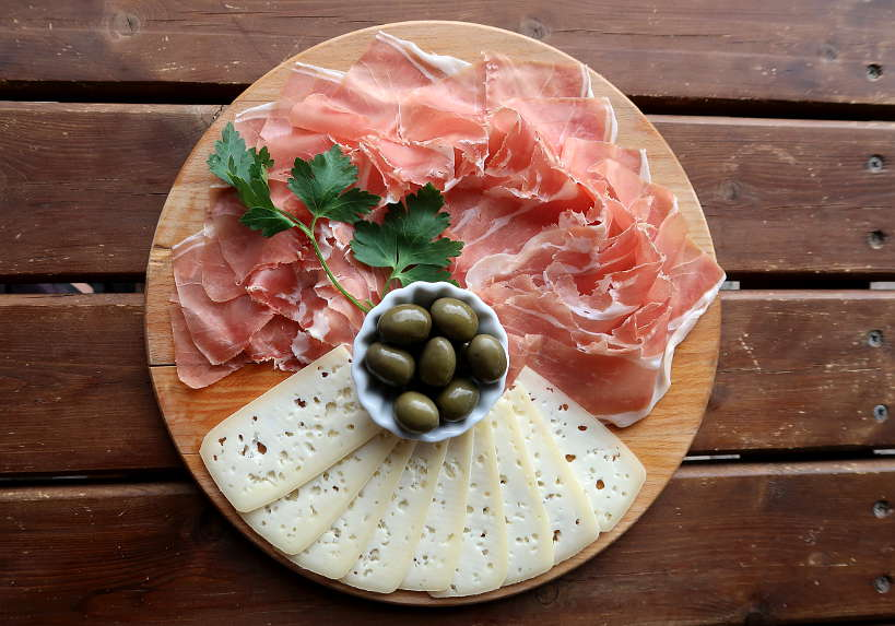 Negusi Ham and Cheese Montenegro Foods by Authentic Food Quest