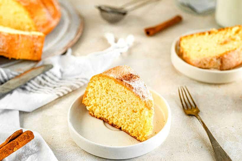 Pao de Lo Portuguese Sponge Cake by Authentic Food Quest