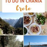 Pinterest Best Things To Do in Chania Crete by Authentic Food Quest