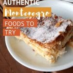 Pinterest Montenegrin Food by Authentic Food Quest