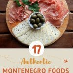 Pinterest Montenegro Food by Authentic Food Quest