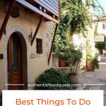 Pinterest Top things To Do Chania by Authentic Food Quest