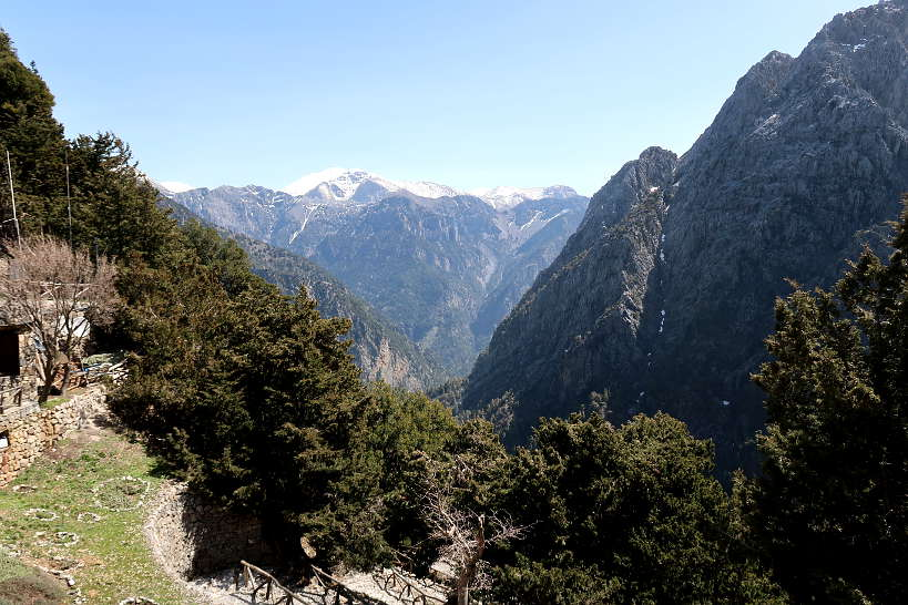 Samaria Gorges Trail Head Chania by Authentic Food Quest