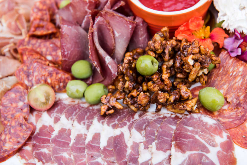 Charcuterie Artisan Snacks by Authentic Food Quest