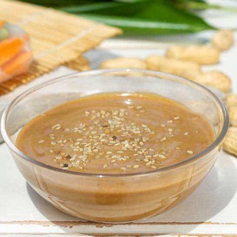 Authentic Vietnamese Peanut Sauce Recipe