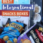 Pinterest Best International Snacks Boxes by Authentic Food Quest