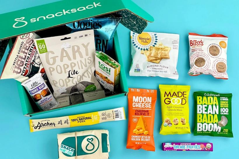 Snack Sack by Authentic Food Quest