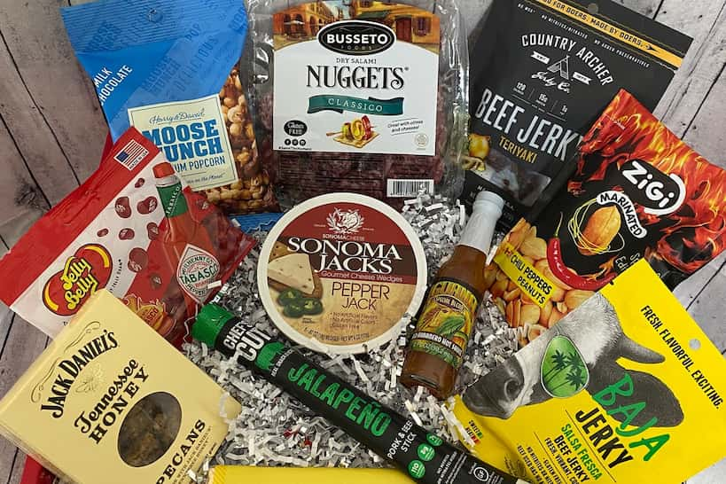 Snacks Gift Box by Authentic Food Quest