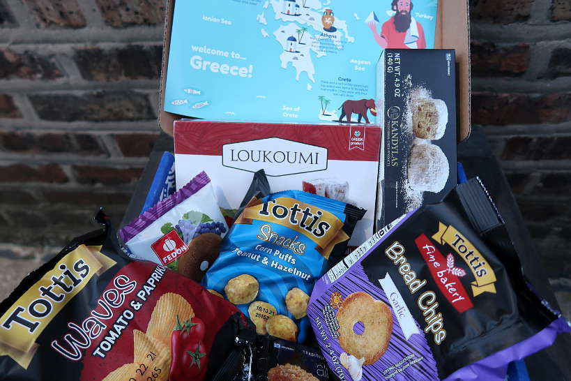 Universal Yums Best Snacks Gift Box by Authentic Food Quest